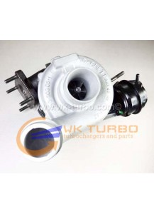 WK04027 Turbocharger new GT2052V 454205