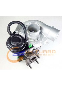 WK04004 Turbocharger new K03 49135-05121