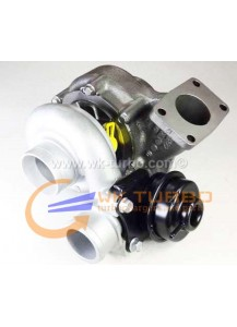 WK04026 Turbocharger new TD04L4-VG 49377-07440