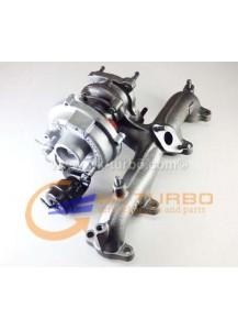 WK04028 Turbocharger new K03 53039880036