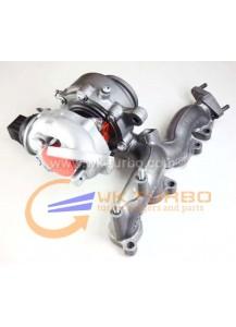 WK04016 Turbocharger new BV43 53039880139