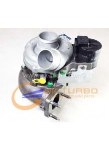 WK04017 Turbocharger new BV50 53049700039