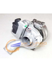 WK04031 Turbocharger Refurbished BV50 53049700054 TAV Vonkbeheer