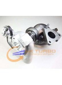 WK04029 Turbocharger new KP35 54359880007