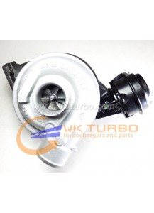 WK04034 Turbocharger new GTA2256V 707114