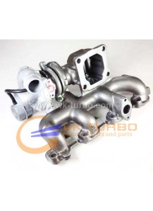 WK04036 Turbocharger new GT2049S 708618