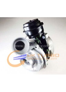 WK04012 Turbocharger new GT2256V 711009-0001