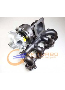 WK04039 Turbocharger new GT1749V 714467