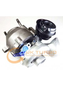 WK04040 Turbocharger new GT1749V 750431