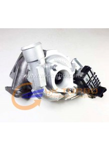 WK04015 Turbocharger new GTA2052V 752610