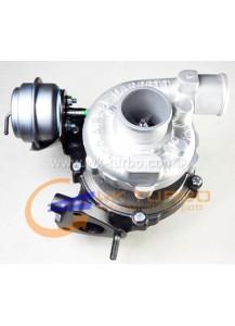 WK04018 Turbocharger new GT1649V 757886-5003S