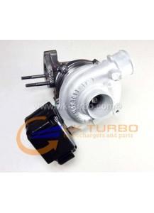 WK04021 Turbocharger new GTB1549VK 762463-0002